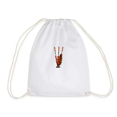 Churrasco - Drawstring Bag