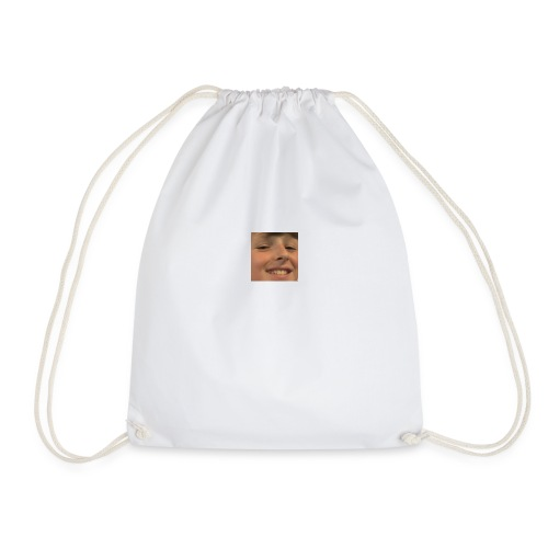 Happy James - Drawstring Bag