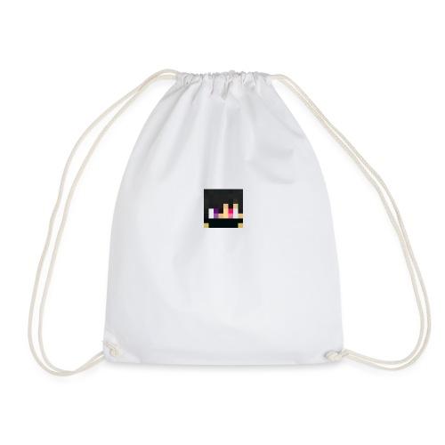 ZeroToShiro face - Drawstring Bag