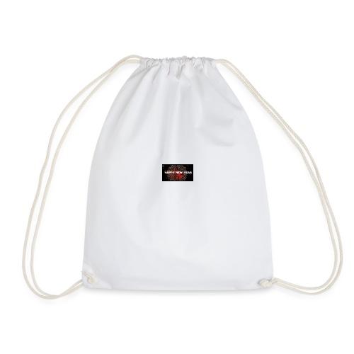 2018 NEW YEAR - Drawstring Bag