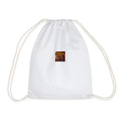 redlogo jpg - Drawstring Bag