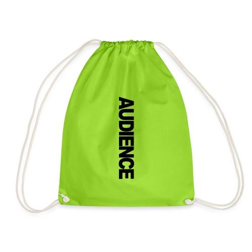 audienceiphonevertical - Drawstring Bag