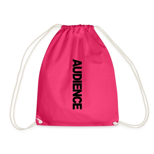 audienceiphonevertical - Drawstring Bag