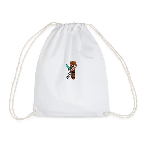 My Logo png - Drawstring Bag