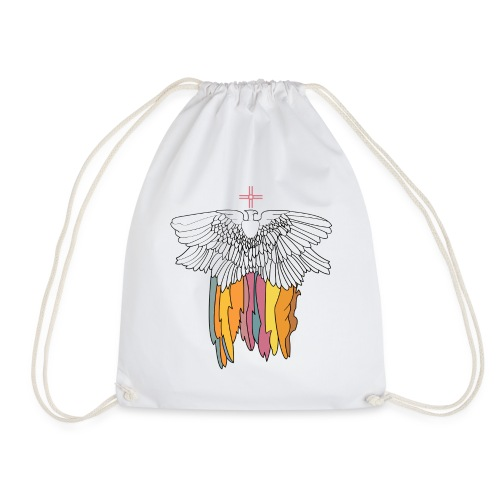 eagle - Drawstring Bag