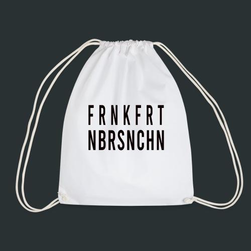 Frankfurt Oder nbrsnchn - Turnbeutel