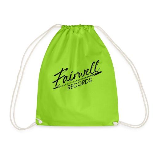 Fairwell Records - Black Collection - Sportstaske