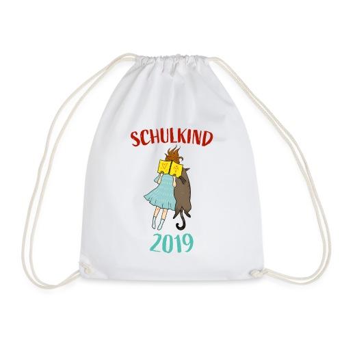 Schulkind 2019 | Einschulung und Schulanfang - Turnbeutel