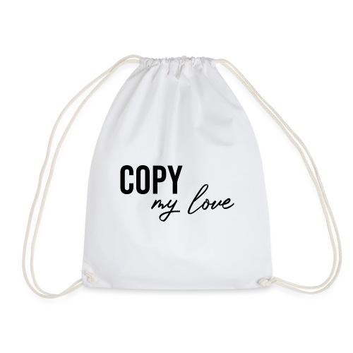 copy my love relation couple saint valentin - Sac de sport léger