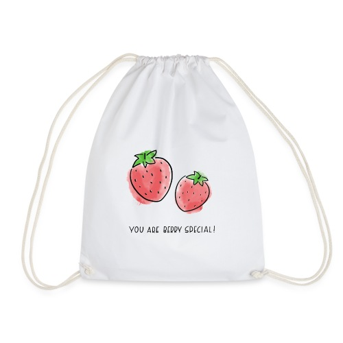Fruit Puns n°1 Berry Special - Turnbeutel