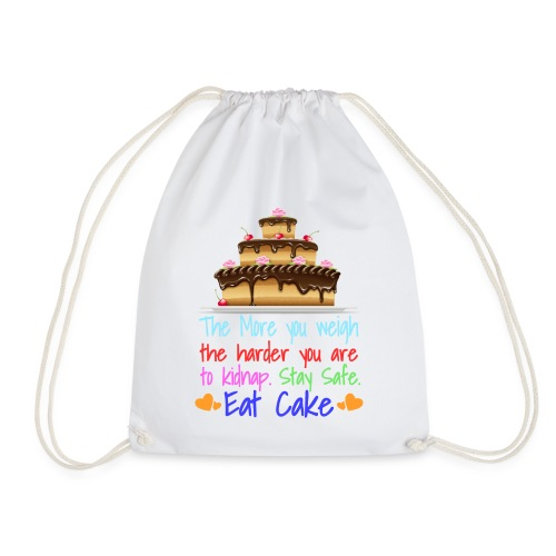 Funny Graphic Gift - Drawstring Bag