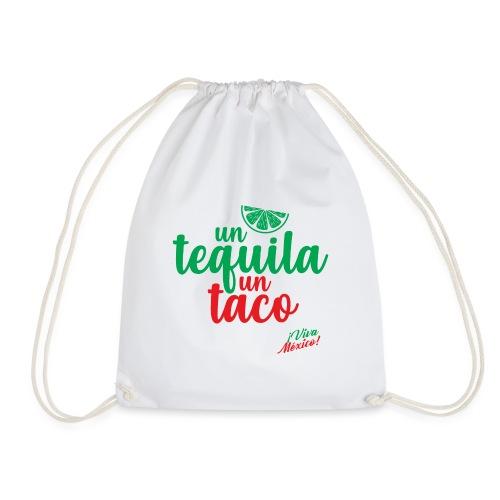 Un Tequila Un Taco - Mochila saco