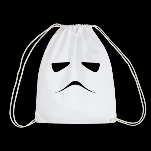 Stormtrooper Face - Drawstring Bag