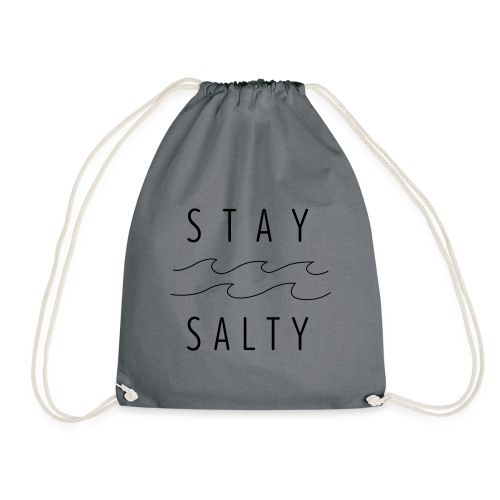 stay salty - Turnbeutel