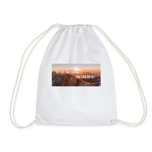 Motivation Job seekers - Drawstring Bag