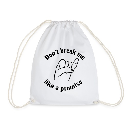 promise - Gymtas