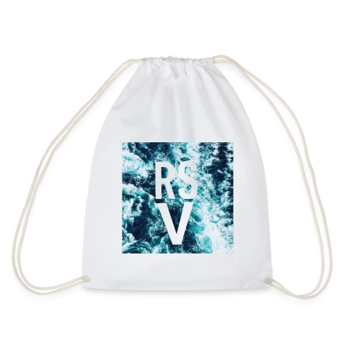 RSV Wave - Drawstring Bag