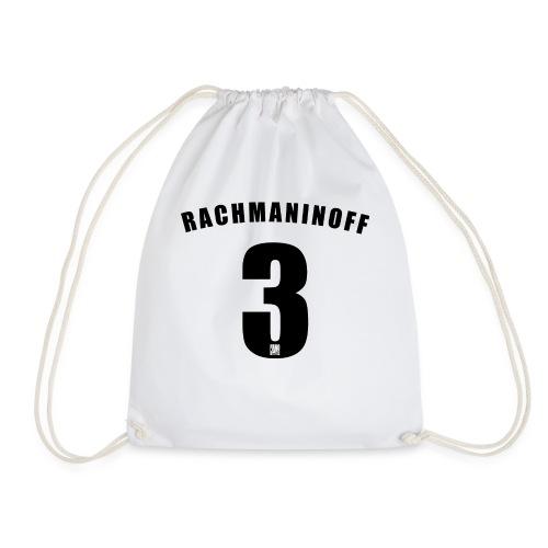 Rachmaninoff 3 Trikot - Drawstring Bag