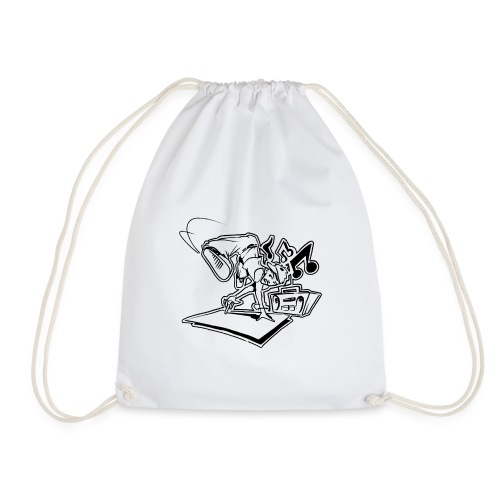Breakdancer Handstand - Sportstaske