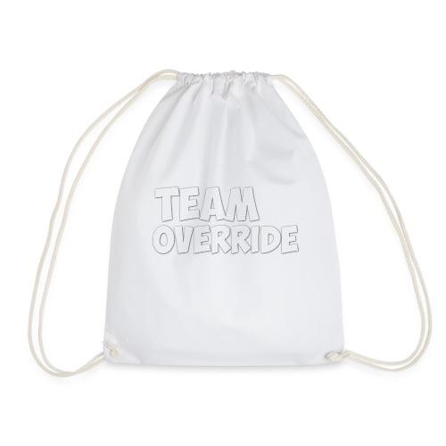 Team Override Mug Youtube - Drawstring Bag