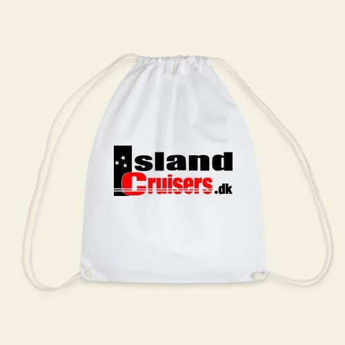 Island cruisers black - Sportstaske