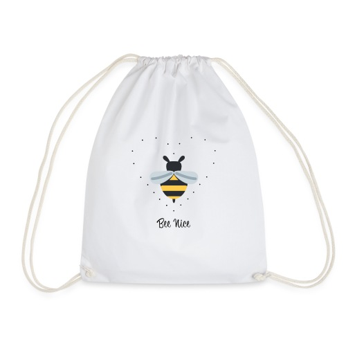 Bee Nice - Save the Bees! - Turnbeutel