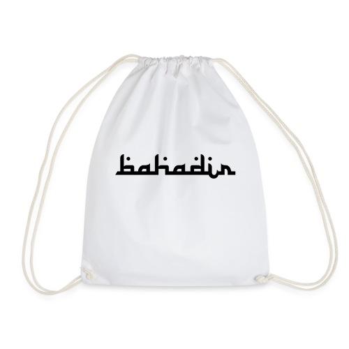 bahadir logo1 png - Turnbeutel