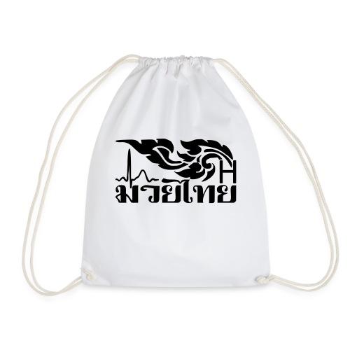 Heatrick S&C MT Flame - Drawstring Bag