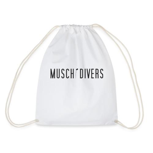 MUSCHi DIVERS 2017 Facelift Diver Edition Sb - Turnbeutel