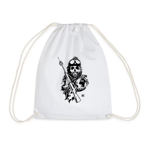 The Wet Reaper - Drawstring Bag