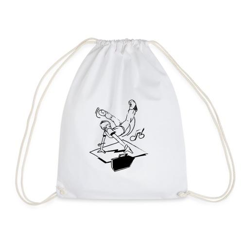 Breakdancing Handstand - Sportstaske