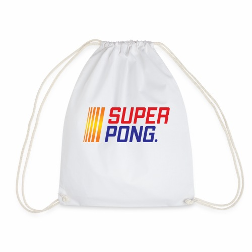 LOGO MAIN colour - Drawstring Bag