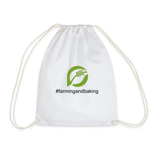 farmingandbaking_logogruen - Turnbeutel