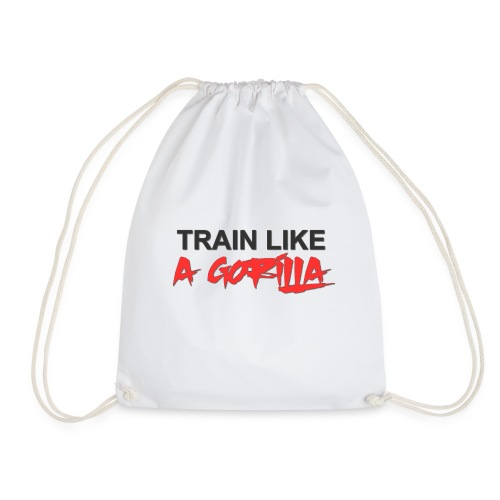 TRAIN LIKE A GORILLA - Sac de sport léger