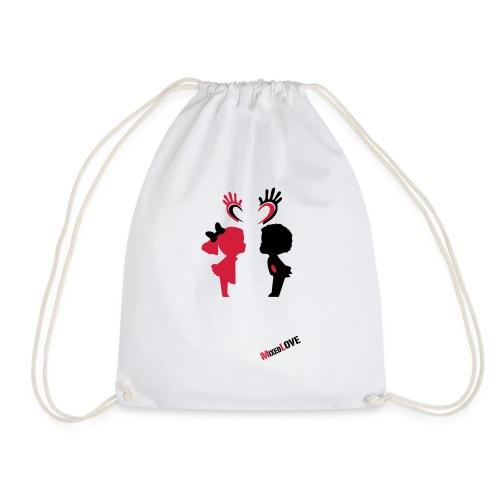 MixedLove - Kiss - Drawstring Bag