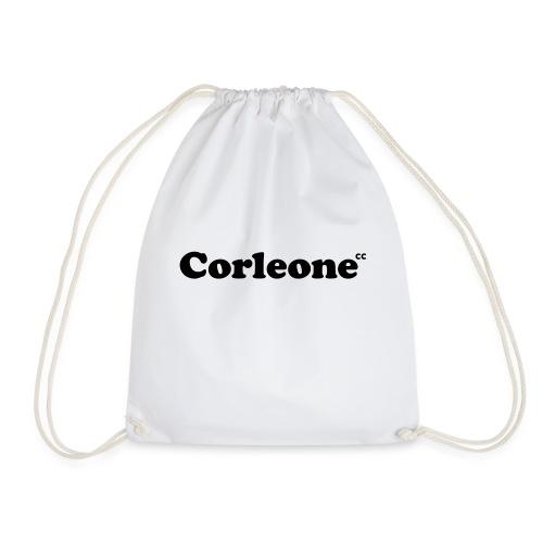 schrift corleone - Turnbeutel