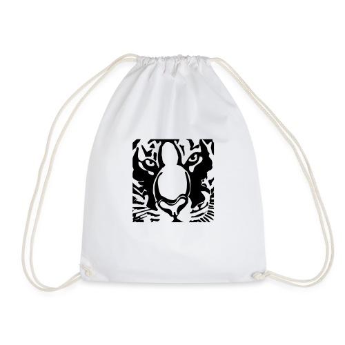 tijger2010shirt2 - Drawstring Bag