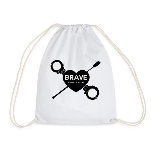 Brave Bondage - Drawstring Bag