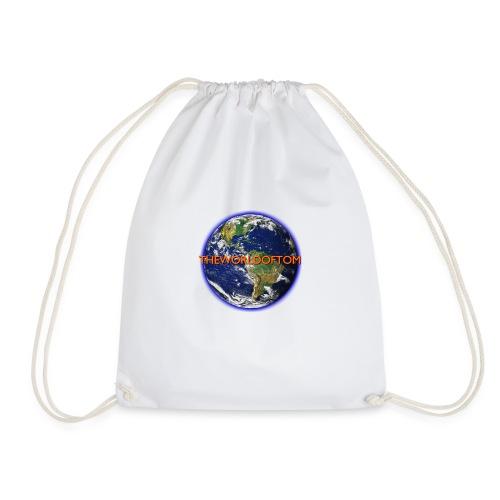 TheWorldOfTom Mug - Drawstring Bag