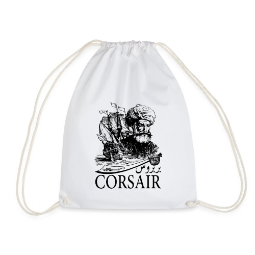 BARBAROSSA - Drawstring Bag