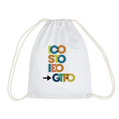 ICO, STO, IEO: -> GTFO - Turnbeutel