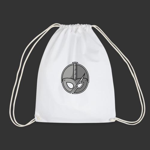 Slashed Helmet - Drawstring Bag