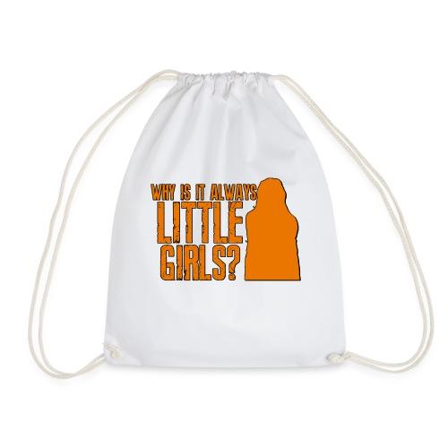 Little Girls - Drawstring Bag