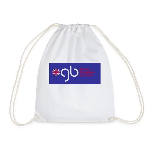 improved gb tele team - Drawstring Bag