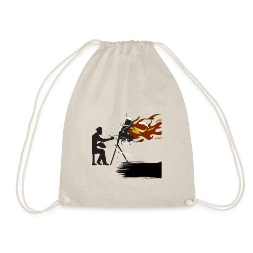 Official Canvas Short Film Poster - Drawstring Bag