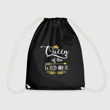 Queen of the wild one - nature scout wildlife - Mochila saco