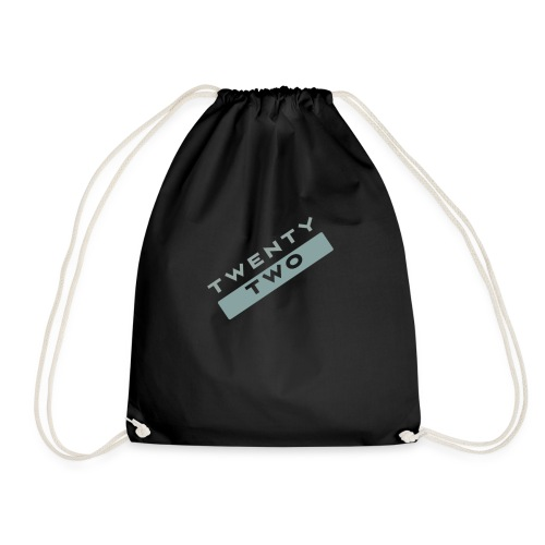 Twenty Two - Drawstring Bag