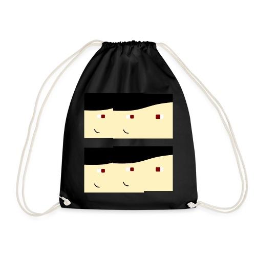 Zakky Logo png - Drawstring Bag