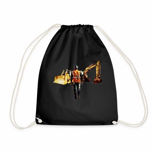 Diggers and Dozers - Drawstring Bag
