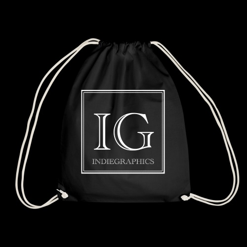 Indie Graphics Logo - Turnbeutel